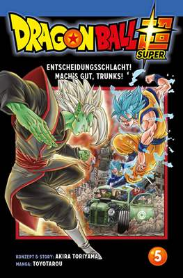 Dragon Ball Super (Taschenbuch) #5