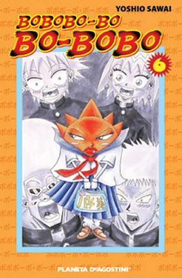 Bobobo-bo bo-bobo (Rústica con sobrecubierta) #6