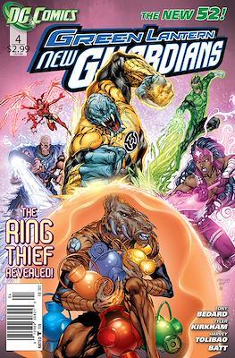 Green Lantern New Guardians (2011-2015) #4