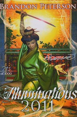 Brandon Peterson Illuminations. (Comic Book 48 pp) #3