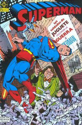 Superman (1984-1987) (Grapa 34 pp) #34