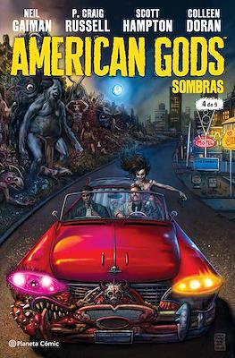American Gods: Sombras #4