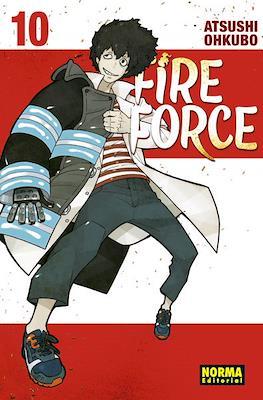 Fire Force (Rústica con sobrecubierta) #10