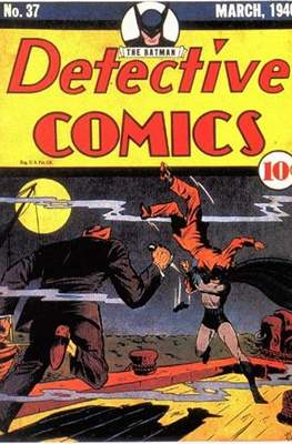 Detective Comics Vol. 1 (1937-2011; 2016-) (Comic Book) #37
