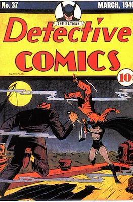 Detective Comics Vol. 1 (1937-2011; 2016-) #37