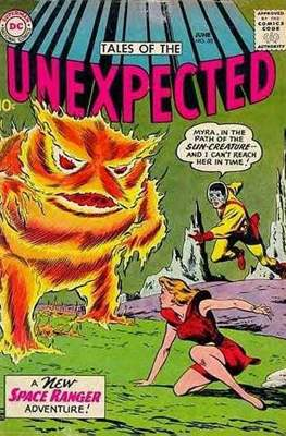 Tales of the Unexpected (1956-1968) (Comic Book) #50