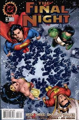 The Final Night (Comic Book) #3