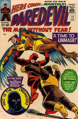 Daredevil Vol. 1 (1964-1998) (Comic Book) #11