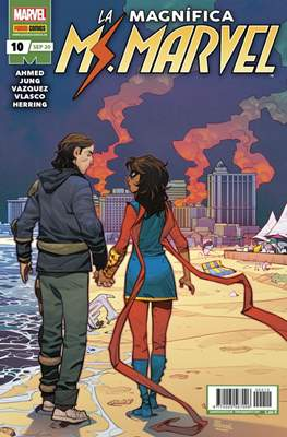La Magnífica Ms. Marvel (2019-) (Grapa 24 pp) #10