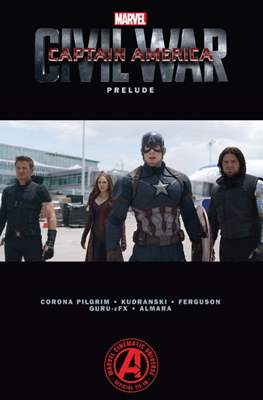 Captain America: Civil War Prelude