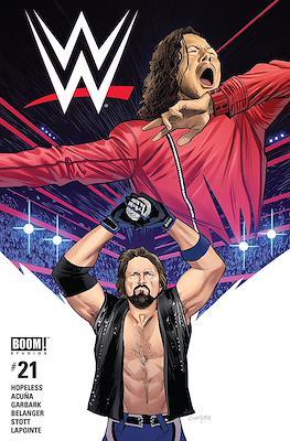 WWE (2017) (Grapa) #21