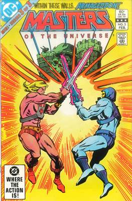 Masters of the Universe (1982-1983) (Comic Book) #3