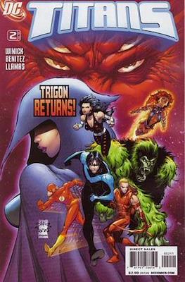 Titans Vol. 2 (2008-2011) #2