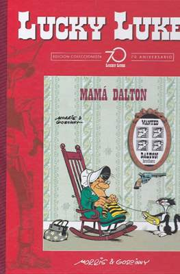 Lucky Luke. Edición coleccionista 70 aniversario (Cartoné con lomo de tela, 56 páginas) #10