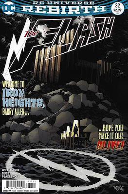The Flash Vol. 5 (2016-2020) (Comic Book) #32