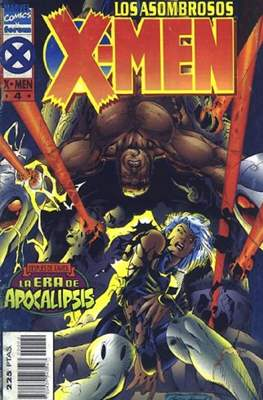 Los Asombrosos X-Men Vol. 1 (1995-1996). La Era de Apocalipsis (Grapa 24 pp) #4