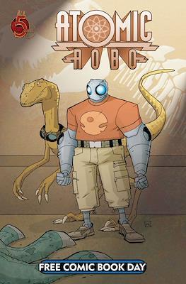 Atomic Robo - Free Comic Book Day 2012