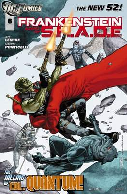 Frankenstein, Agent of S.H.A.D.E. (2011-2013) #6