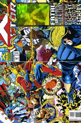 X-Factor Vol. 1 (1986-1998) (Comic Book) #92