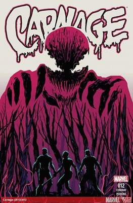 Carnage vol 2 (2016) (Comic book) #12