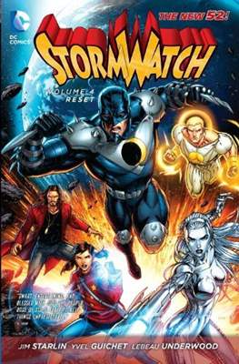 Stormwatch (2011) (Softcover) #4