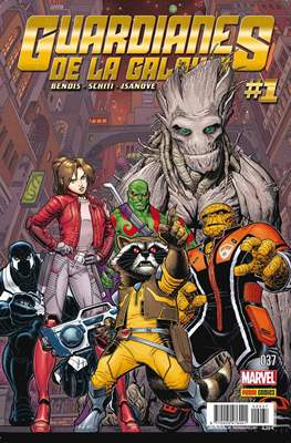 Guardianes de la Galaxia (2013-) (Grapa) #37