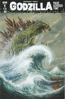 Godzilla Rage Across Time (Grapa 32 páginas - Color) #1