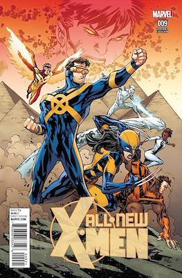 All-New X-Men Vol. 2 (Variant Cover) #9