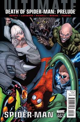 Ultimate Spider-Man (2000-2009; 2011) (Comic-Book) #153