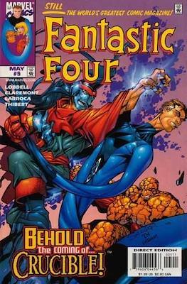 Fantastic Four Vol. 3 (Comic Book) #5