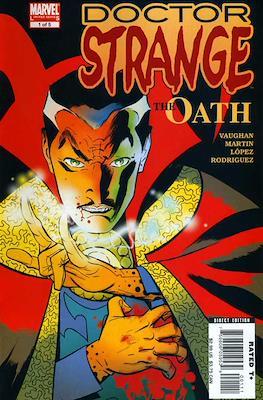 Doctor Strange: The Oath (Comic Book) #1