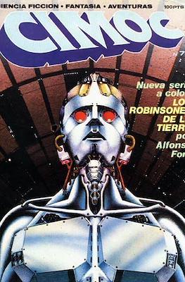 Cimoc vol 1 (Revista grapa (1979)) #7