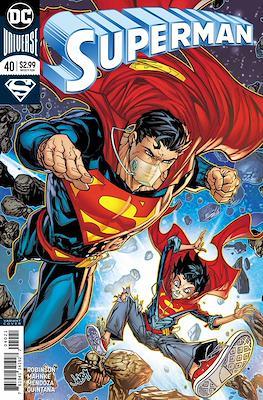 Superman Vol. 4 (2016-... Variant Covers) (Grapa) #40