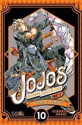 JoJo's Bizarre Adventure - Part V: Vento Aureo #10