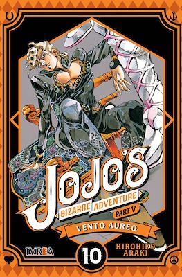 JoJo's Bizarre Adventure - Part V: Vento Aureo (Rústica con sobrecubierta) #10