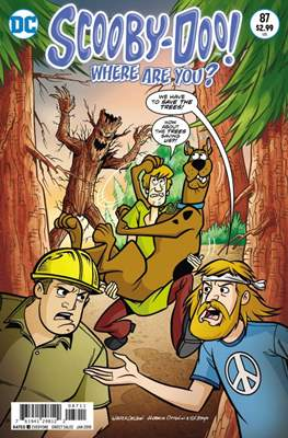 Scooby-Doo! Where Are You? (Comic Book) #87