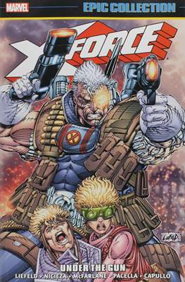 X-Force Epic Collection (Softcover) #1