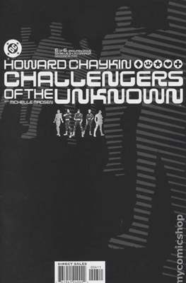 Challengers of the Unknown Vol. 4 (2004) (Comic Book) #6