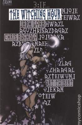 The Witching Hour (Softcover 48 pp) #3
