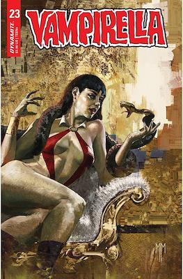 Vampirella (2019- Variant Cover) #23