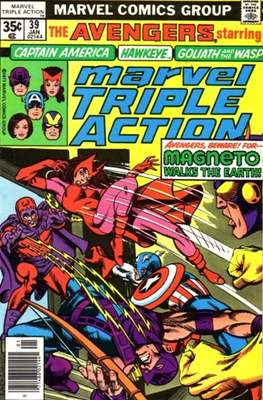 Marvel Triple Action Vol 1 (Comic-book.) #39