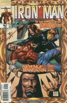 Iron Man Vol. 3 (1998-2004) (Comic Book) #9