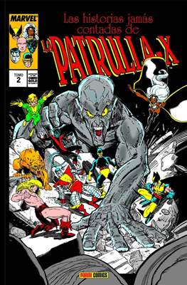 Marvel Gold. Las historias jamás contadas de la Patrulla-X (Cartoné 504 pp) #2