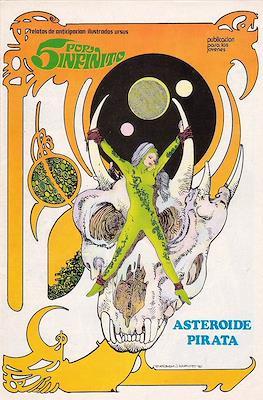 5 por Infinito (1981) (Grapa) #2