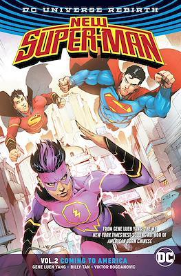 New Super-Man Vol.1 (2016-2018) #2
