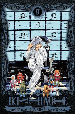 Death Note (Rústica con sobrecubierta) #9