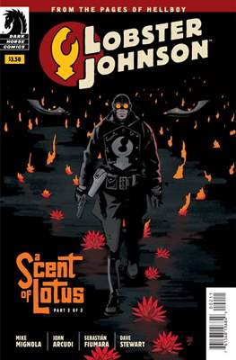 Lobster Johnson (Comic Book) #15