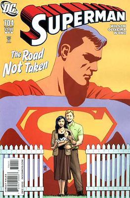 Superman Vol. 1 / Adventures of Superman Vol. 1 (1939-2011) (Comic Book) #704