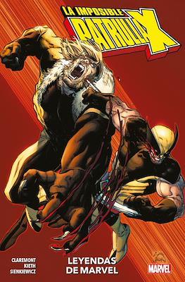Marvel Legends - Leyendas de Marvel #1