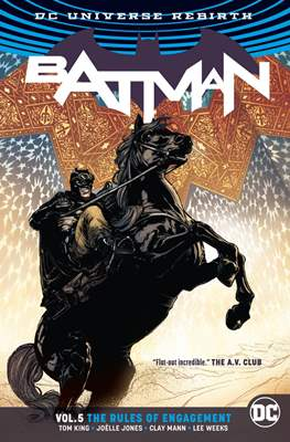 Batman Vol. 3 (2016-) (Softcover) #5